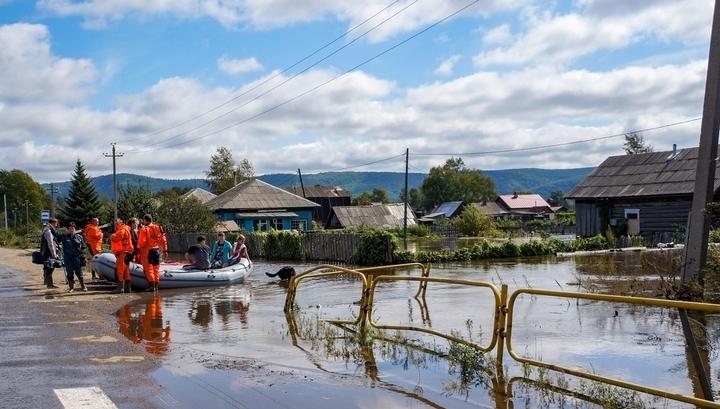 Затопленные дома в Иркутской области отремонтируют в два этапа
