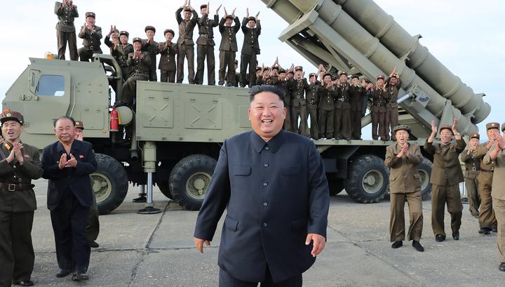КНДР заявила об успешном испытании новой пусковой установки