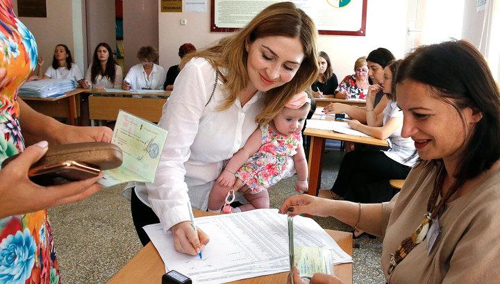 Признаны состоявшимися: завершились выборы президента Абхазии