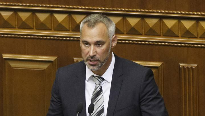 Новый генпрокурор Украины уволил еще восемь прокуроров