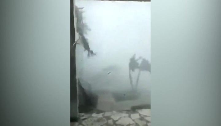 """Ураган """"Дориан"""" ударил по Багамам"""