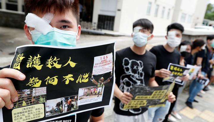 """Гонконгцам готовы гарантировать """"жизнь на уровне украинцев"""""""