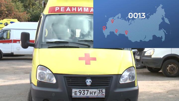 В Вологодской области начали заменять автопарк скорой помощи