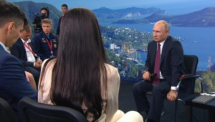 Putinin gözündə dünyanın ən gözəl yeri