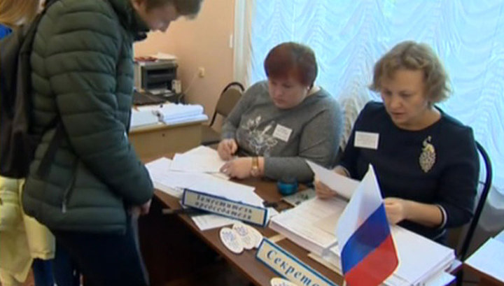 Единый день голосования - один из самых масштабных за последние годы