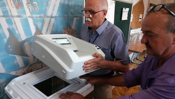 В Москве работают 30 цифровых участков для голосования