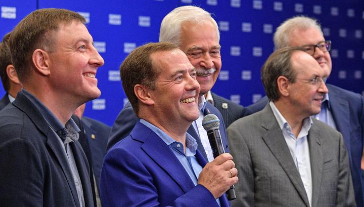 Дмитрий Медведев дал оценку использования цифровых участков в Москве