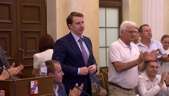 Алексей Копайгородский стал новым мэром Сочи