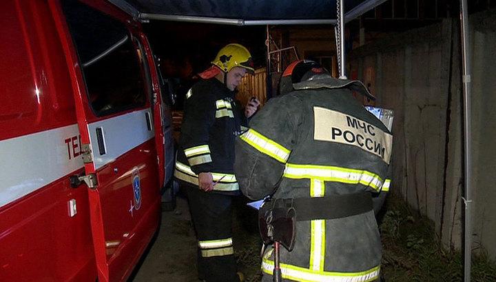 Пожар на складе нефтепродуктов под Нижним Новгородом. Хроника событий