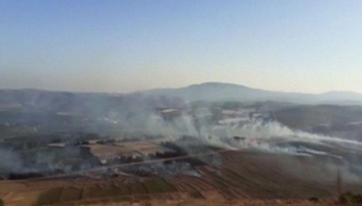 Израиль уничтожил 15 целей в секторе Газа