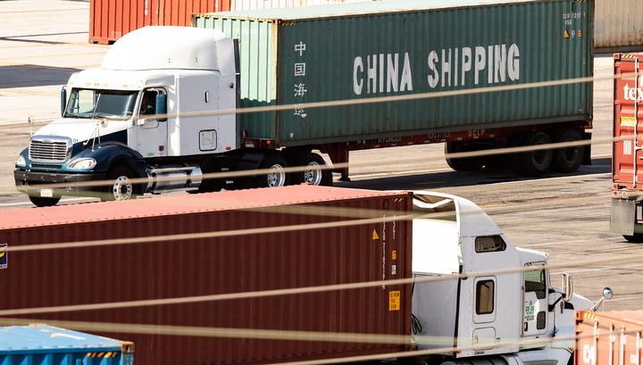 США перенесут повышение пошлин на китайские товары на две недели