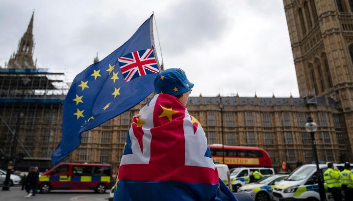 В Великобритании опубликованы документы о последствиях Brexit без сделки