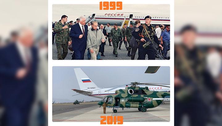 20 лет спустя: Путин прибыл в Дагестан в годовщину нападения боевиков