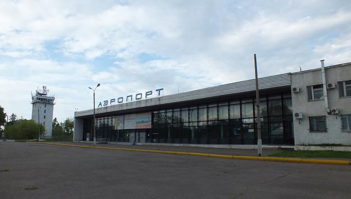 Аэропорт Комсомольска-на Амуре закрыт из-за подтопления