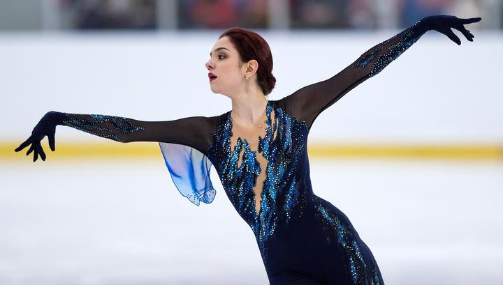 Медведева - вторая после короткой программы на Autumn Classic