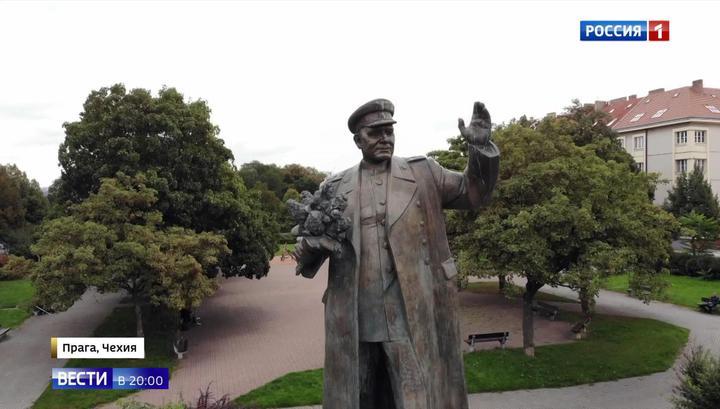 Стереть историю: власти Праги ополчились на памятник борца с нацизмом