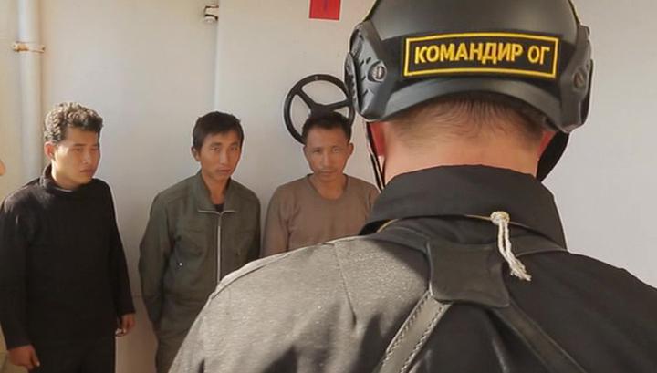 Приморье: журналисты с пограничниками вышли в рейд против браконьеров
