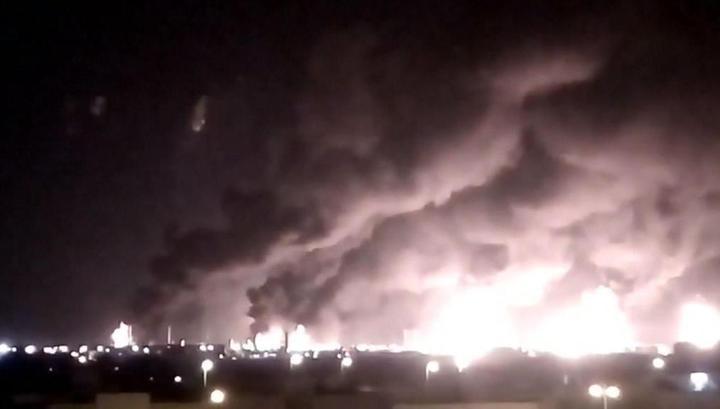 Дроновая атака в Саудовской Аравии вызвала резкое подорожание нефти