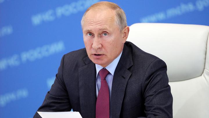 Путин о паводках: нельзя оставлять людей один на один с проблемами