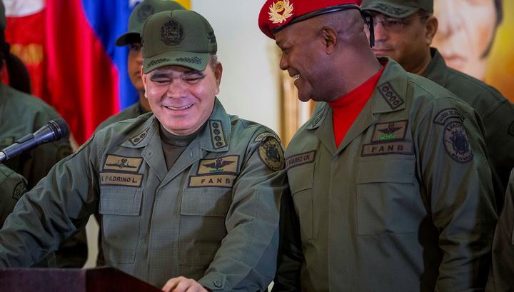США и союзники задействовали коллективный пакт из-за ситуации в Венесуэле