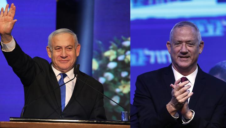 На выборах в Израиле явного лидера нет