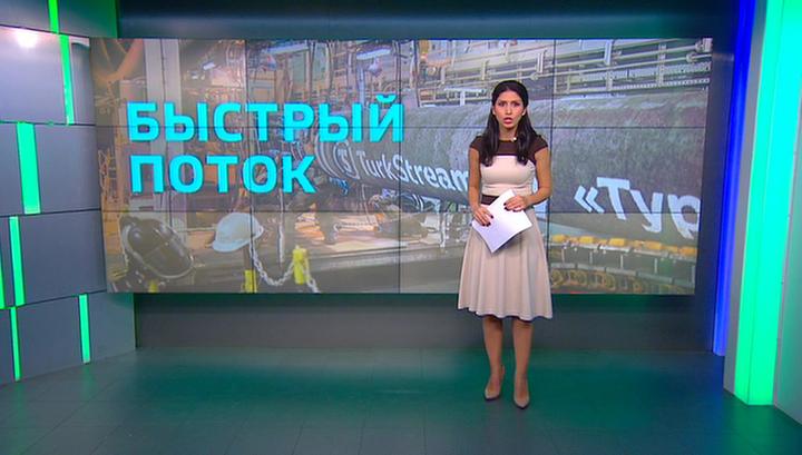 """Болгария планирует достроить ветку """"Турецкого потока"""" в Сербию до начала 2020 года"""