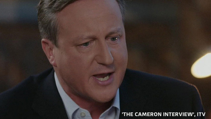 Дэвид Кэмерон разгневал королеву