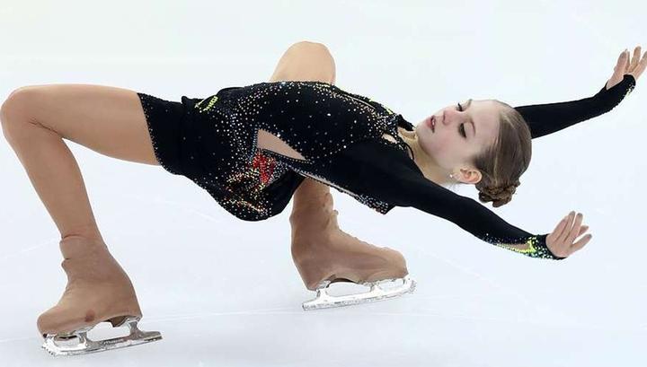 Фигуристка Трусова побила мировые рекорды Загитовой