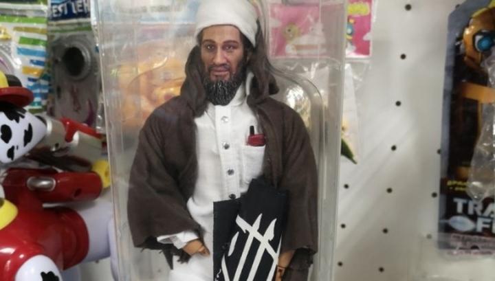 В детском магазине Ставрополя обнаружили игрушечного бен Ладена