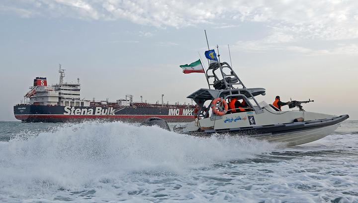 Иран освободил британский танкер, но это ни на кого впечатления не произвело