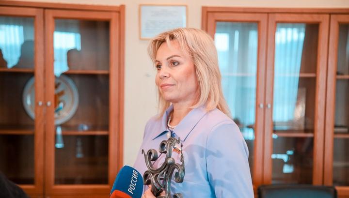 Олимпийская чемпионка Ольга Слюсарева избрана мэром Тулы