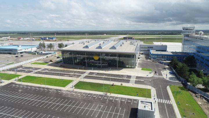 Через две недели запустится новый терминал хабаровского аэропорта