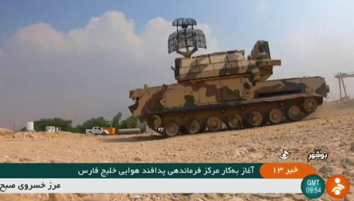 Иран открыл новую линию ПВО у берегов Персидского залива