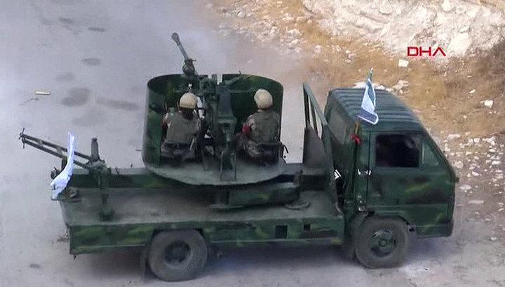 Турция готовит новый удар по Сирии