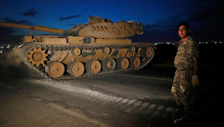 """180 целей за сутки: """"Родник мира"""" заливает сирийский Курдистан"""