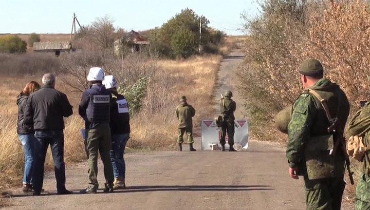 Разведение сил в Донбассе опять откладывается: сигнала от ВСУ так и не последовало