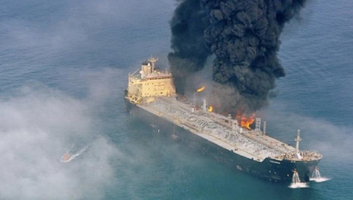 Госдеп США отказался комментировать взрыв иранского танкера