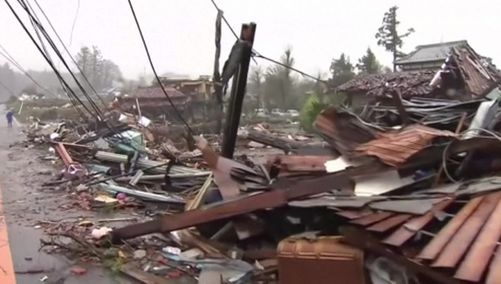 "Тайфун ""Хагибис"": такого в Японии не было 60 лет"