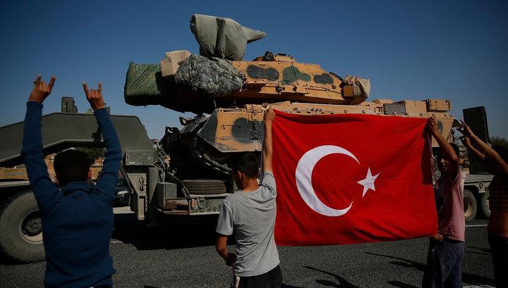 Франция остановит поставки оружия в Турцию