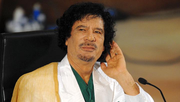 Путин напомнил, о чем предупреждал Каддафи
