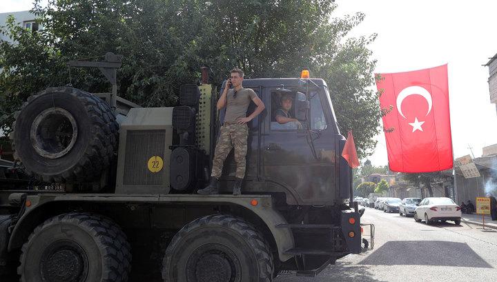 США заставляют Турцию прекратить военную операцию в Сирии