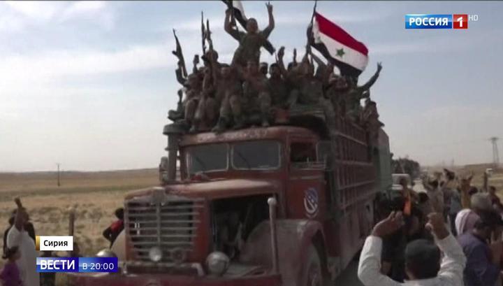 Армия США оставляет базы в Сирии: линию соприкосновения контролирует российская военная полиция