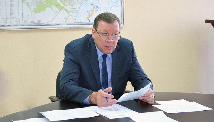 За взятку в 2,6 миллиона задержан мэр Новочеркасска