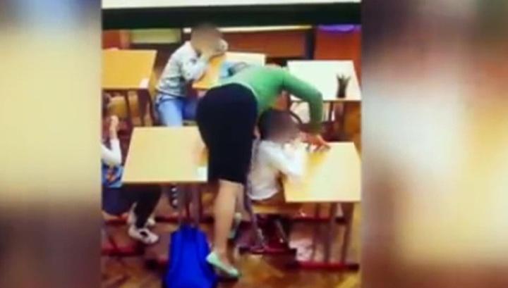 В Москве задержана учительница коррекционной школы, избивавшая детей