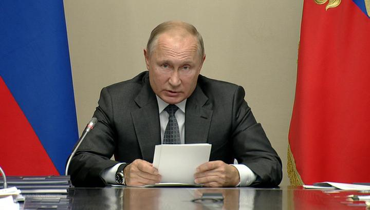 Путин: тем, кто не может работать с людьми, надо заняться другой работой