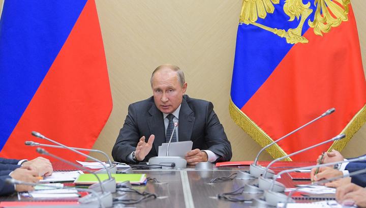 Путин посоветовал оборонщикам заняться медициной и отходами