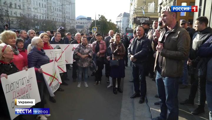 Украинский тупик: Зеленский перепутал войну в Донбассе с тишиной