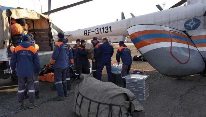 В районе прорыва дамбы в Красноярском крае возобновлены поиски пропавших