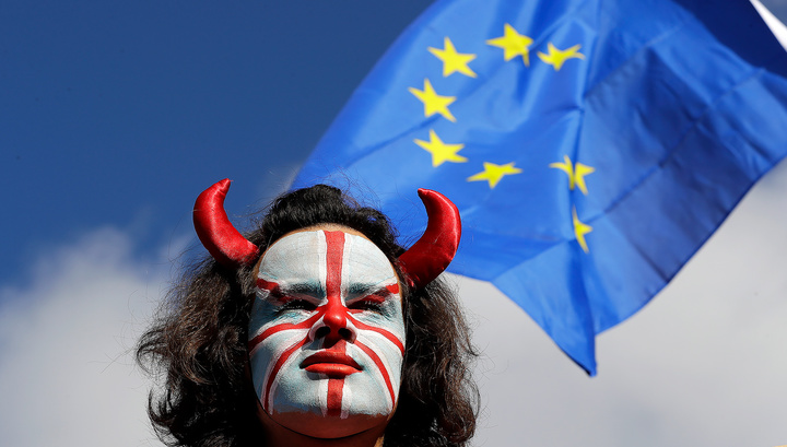 Принята поправка об отсрочке Brexit