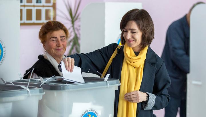 Мэр Кишинева будет избран во втором туре через две недели